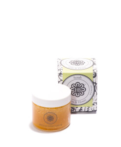 Organic Face Scrub with Honey