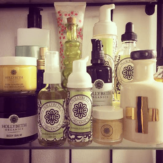 Skincare products for treating Acne