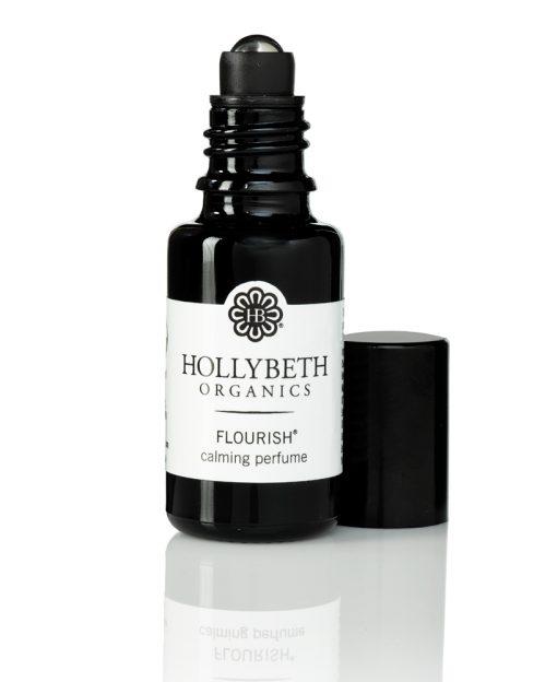 flourish calming perfume